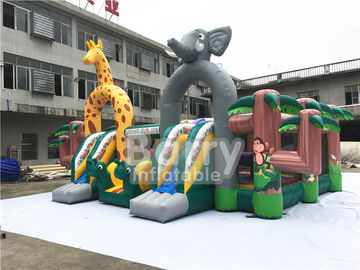Inflatable Toddler খেলার মাঠ